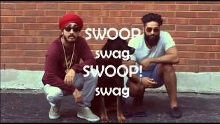 JusReign   The Swag Song LYRICS ON SCREEN HD