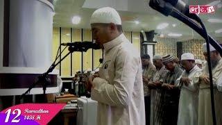 Ustadz Nazhifuddin, Lc - Tarawih Ke 12 Ramadhan 1438 H.