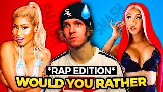WOULD YOU RATHER 2019 *RAP EDITION*