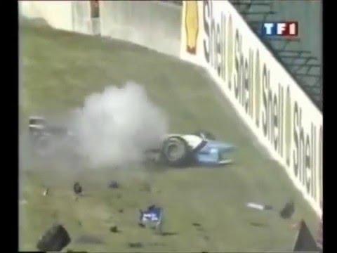 formula 1 japan 1996 start big crash alesi tf1 youtube. Black Bedroom Furniture Sets. Home Design Ideas