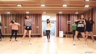 LOVELYZ - Candy Jelly Love - mirrored dance practice video - 러블리즈 캔디 젤리 러브