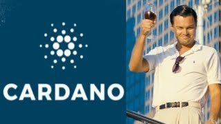 KING Cardano Developments BIG Stuff ADA POS Papers Showing Crypto has Potential
