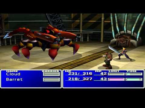Final Fantasy VII (PC Steam Version, Mod)