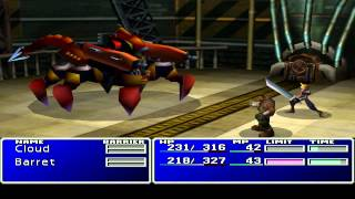 Final Fantasy VII (PC Steam Version, Mod)