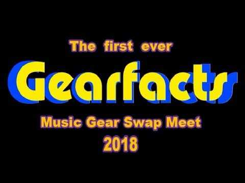 The first ever Gearfacts swap meet! Smith's Alternative, Can