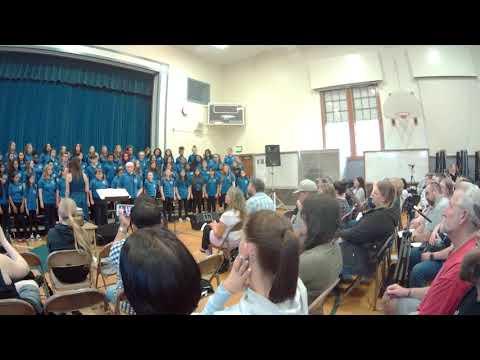 Alice Ott Middle School Concert Choir