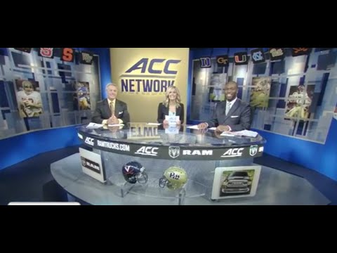 2015 ACC Blitz Pregame Show: Virginia @ Pittsburgh