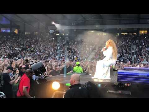 BEYONCÉ   Resentment [Live at Glasgow OTR II World Tour 2018]