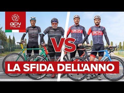 GCN ITALIA VS EUROSPORT ITALIA - LA SFIDA