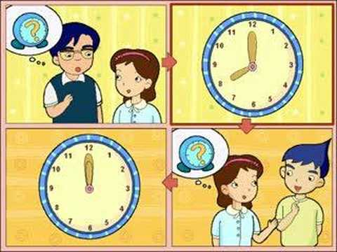 Grade 4 Song - What Time is it?