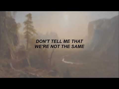 Lord Huron // Brother (Last Ride) - Lyrics
