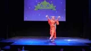 Выборных Мария г. Подольск - Танец с 2 тростями Саиди