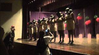 Alpha Kappa Alpha Probate at Wiley College Spring 2K11 Part 1