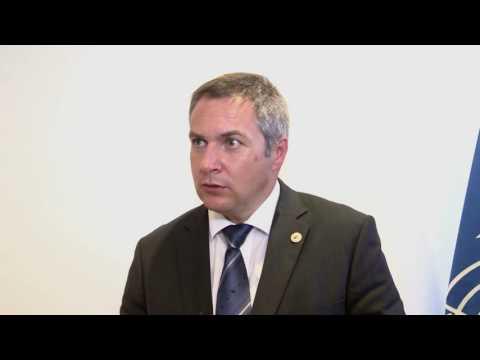 Remarks by Dejan Židan - the Republic of Slovenia