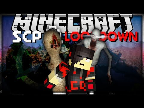 Minecraft: Mod Showcase - SCP Lockdown [ SECURE, CONTAINMENT, AND PROTECT ]