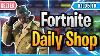 *SELTENE* ITEMS & LETZTER MARVEL TAG? - Fortnite Daily Shop (01 Mai 2019)