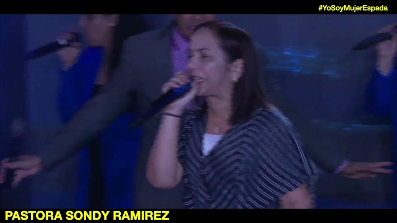 COSAS MAYORES HARAN USTEDES | GUERRA ESPIRITUAL | PASTORA SONDY RAMIREZ