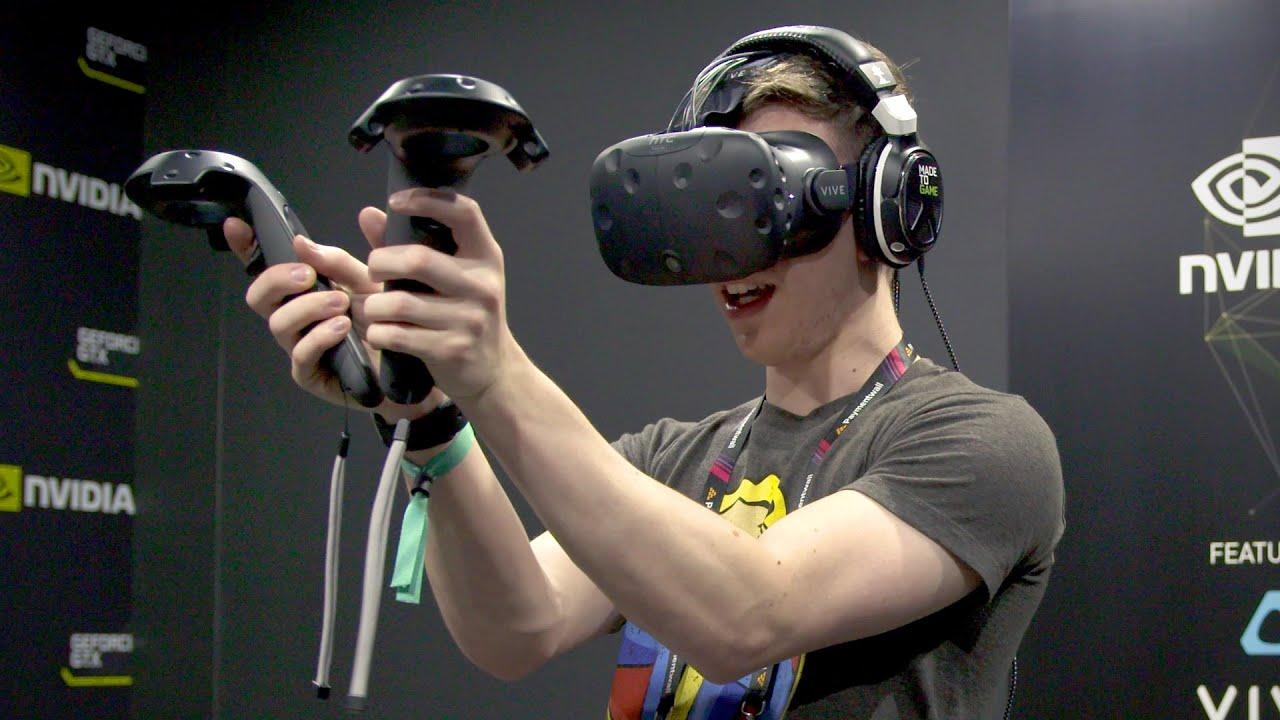 d8ca455216d9 Oculus Rift vs HTC Vive vs PlayStation VR! - YouTube