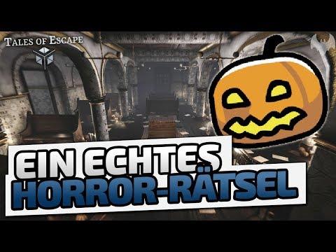 Ein echtes Horror-Rätsel - ♠ Tales of Escape ♠ - Deutsch German - Dhalucard