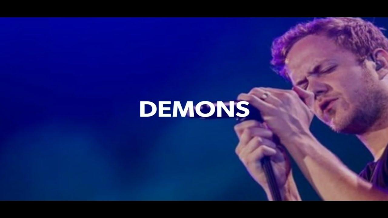 Demons - IMAGINE DRAGONS original song full lyric video ...