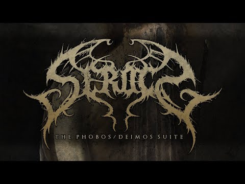 SEROCS - THE PHOBOS​/​DEIMOS SUITE (OFFICIAL ALBUM PREMIERE 2018) [EVERLASTING SPEW RECORDS]