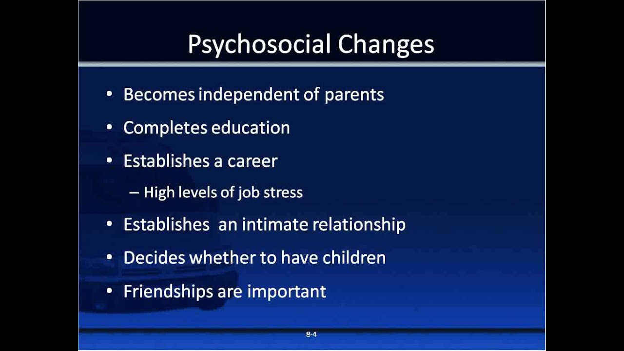 physical and cognitive changes in late Discuss the physical and cognitive changes that take place in late adulthood, and explain how to offset some of the negative developments of adulthood and late adulthood.