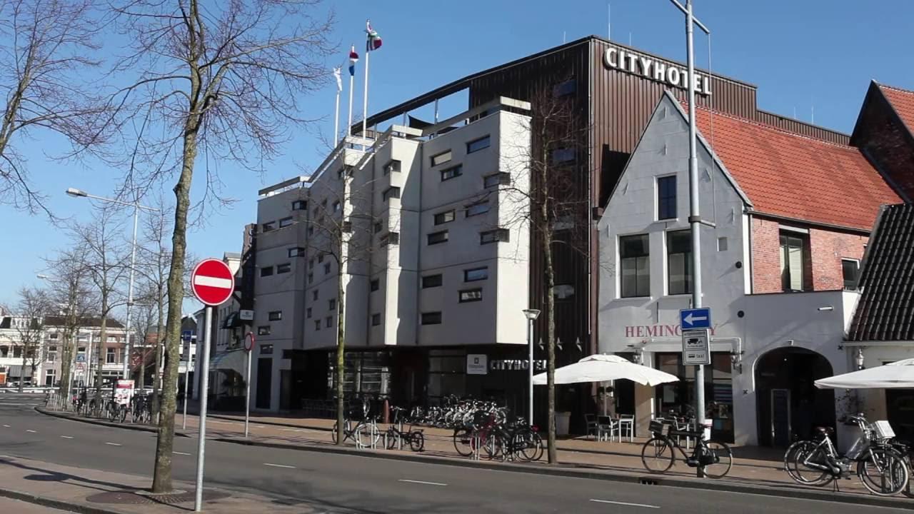 Hampshire Hotel City Groningen Youtube