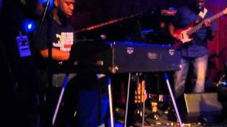Robert Glasper's Experiment Stefon Harris Pete Rock - The Third Eye - Live Cabaret Sauvage 110910
