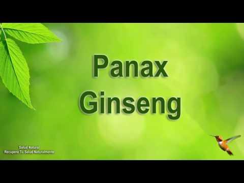 Panax Ginseng - Combate Cáncer, Alzhéimer, Alergias,  Excitación Sexual, Disfunción Erectil.