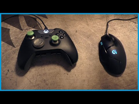 Controller And Mouse Combo PC How To Guide Setup Using REWASD