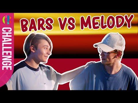Bars Vs Melody | RAP BATTLE!