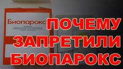 Почему запретили биопарокс  в России | Вопросы и ответы