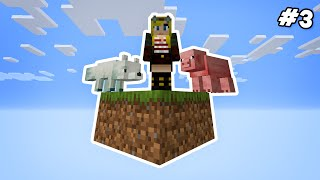 Minecraft Skyblock - but it's just ONE BLOCK! #3