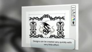 Instant Custom Design - Tattoo Software