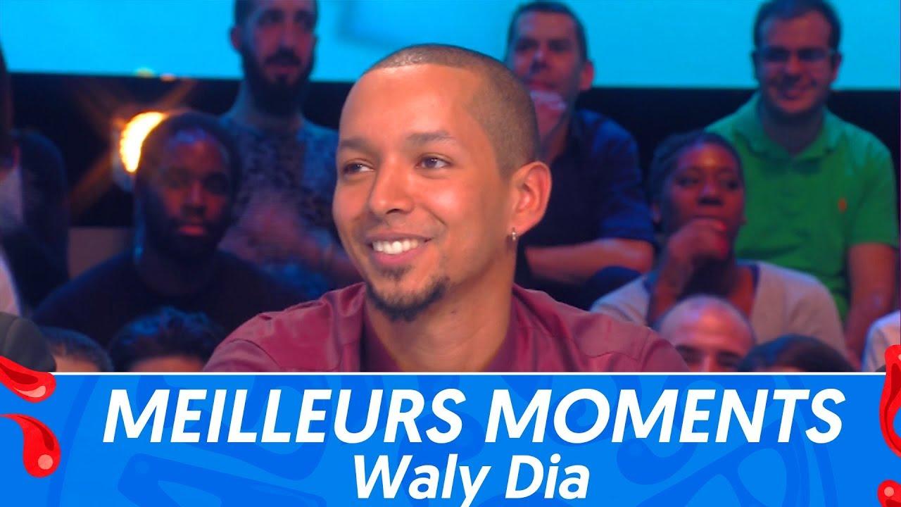 TPMP : Le meilleur de Waly Dia sur le plateau de Cyril Hanouna (Vidéo)