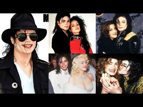 Girls Michael Jackson Dated