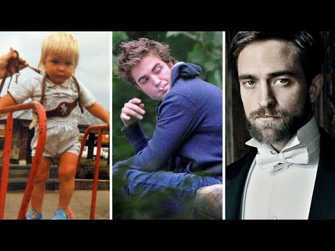 Robert Pattinson 1986 - 2017 || Robert Pattinson Changing Looks From 1 To 31 Years Old