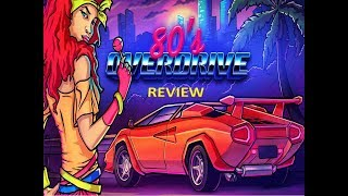 80´s Overdrive REVIEW 3DS ENGLISH
