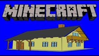 Конкурс в Minecraft [самый лучший дом 6 часть] - Объявление