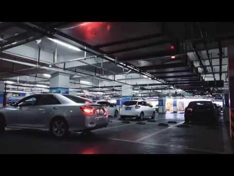 .超音波停車場引導/尋車系統解決方案