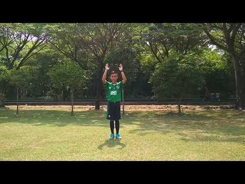 Tutorial menjadi wasit sepak bola, M Idzhar Hakiki/A028/FKIP/Pendidikan Olahraga UMS