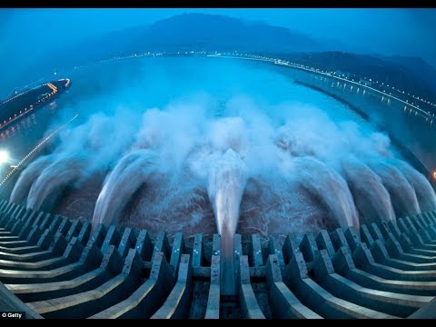 The Three Gorges Dam : The World's Largest Hydropower Mega Project Built In China - The $37 Bn Dam
