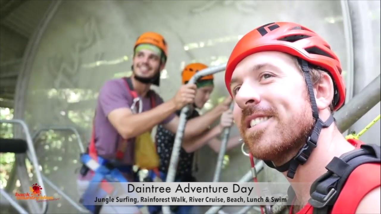 video Daintree Adventure Day