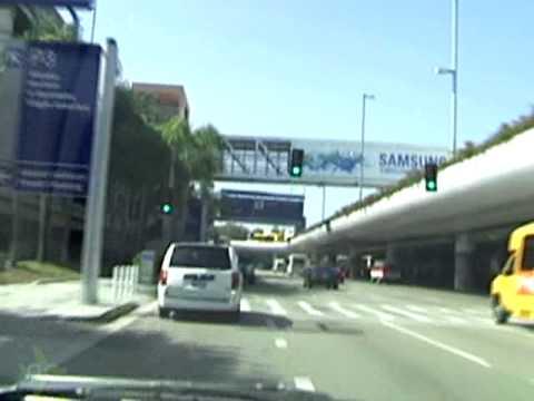 LAX - The Horseshoe Drive