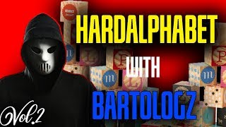 HARDALPHABET With BARTOLOGZ Vol 2 HARDSTYLE HARDCORE