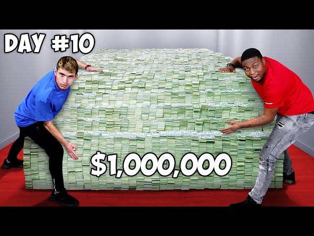 Last To Take Hand Off $1,000,000 Keeps It
