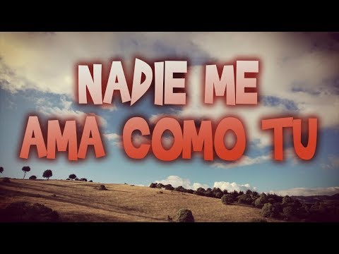 Zacarias Palacios - Nadie Me Ama Como Tu (Offical Video)