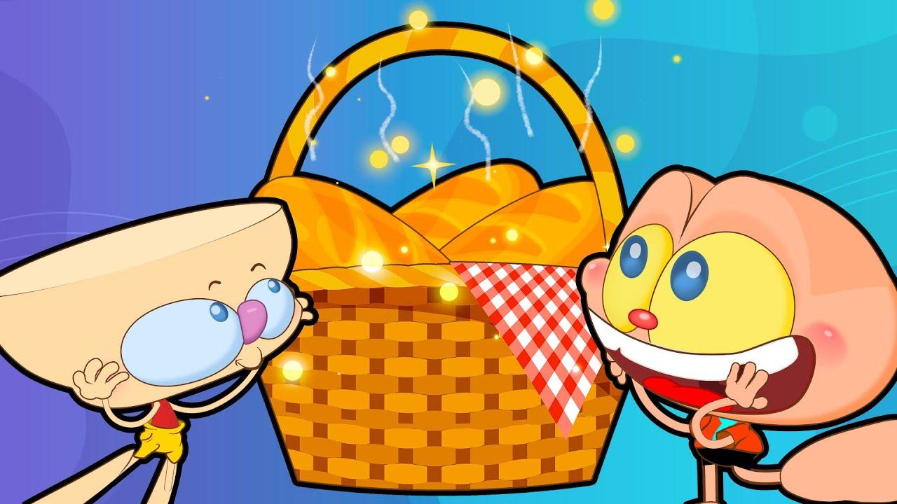 Download Mongo e Drongo com Fome - Desenho animado com Mongo e Drongo e sua turma