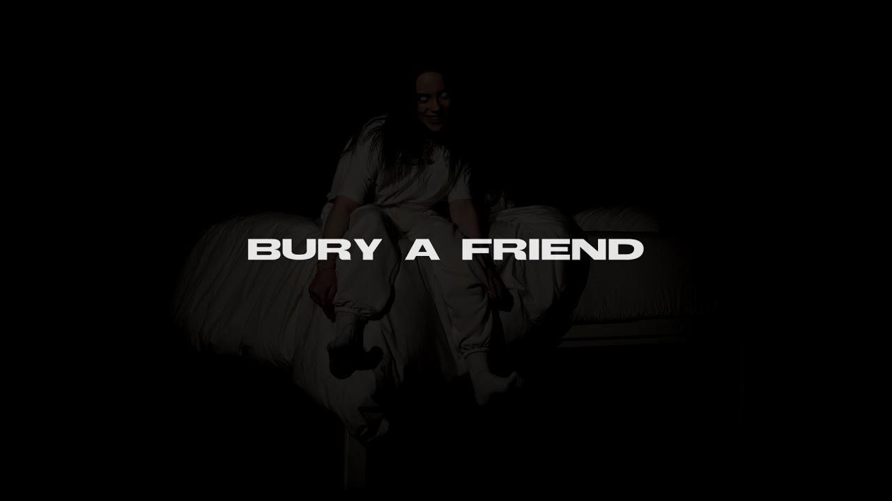 Download Billie Eilish - Bury A Friend [8D]