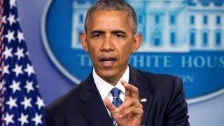 President Obama slams GOP for blocking Supreme Court nominee